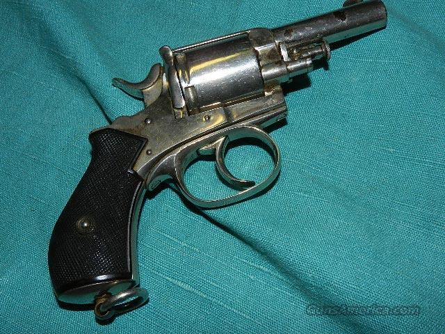 IRISH CONSTABULARY 320 REVOLVER MADE IN GERMANY  Guns > Pistols > Military Misc. Pistols Non-US