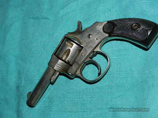 HOPKINS & ALLEN XLNo8  .32cal.  Guns > Pistols > Hopkins & Allen Pistols