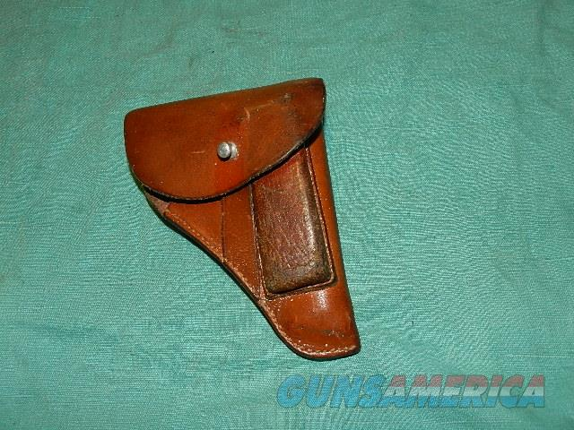 WWII GERMAN OFFICERS 25 ACP  HOLSTER  Non-Guns > Holsters and Gunleather > Military