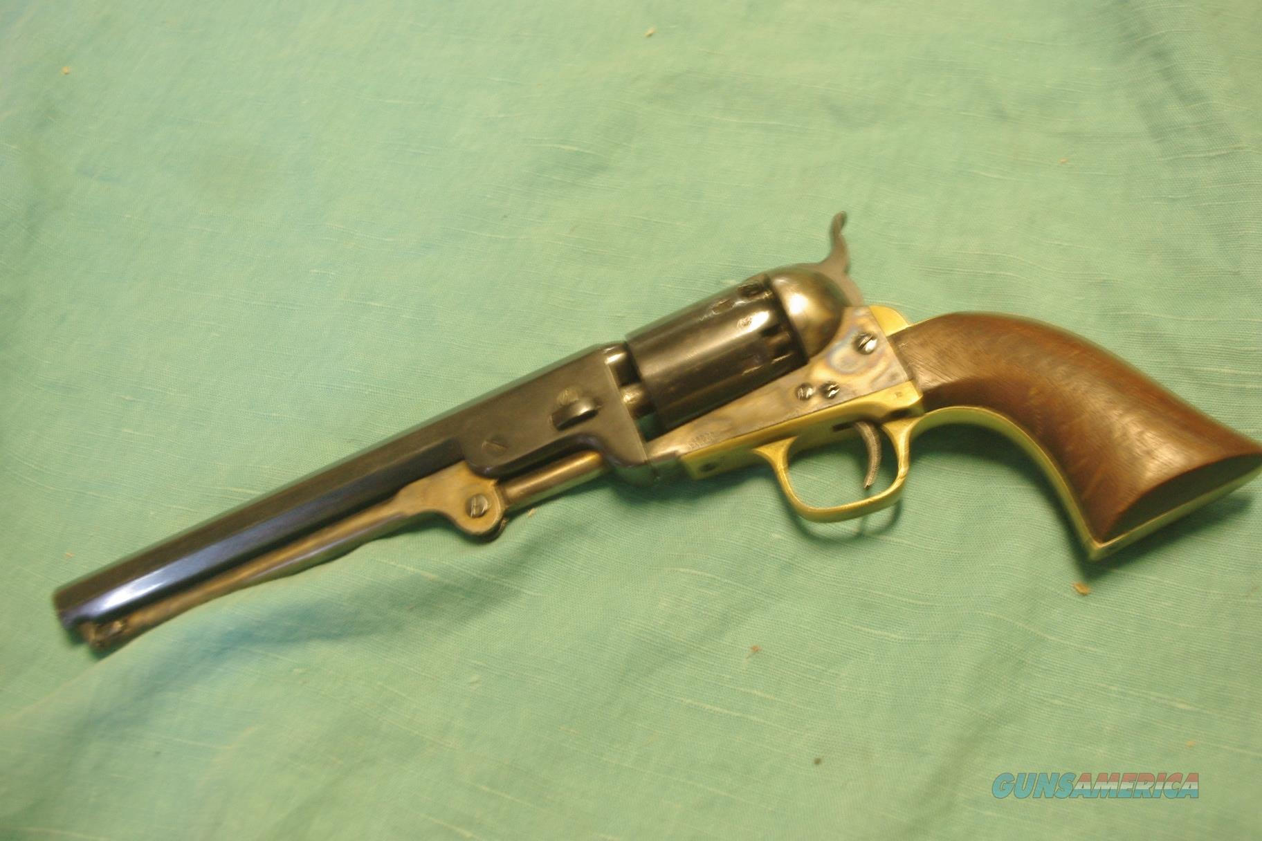 COLT LONDON NAVY MADE IN 1855 .36 CAL.  Guns > Pistols > Colt Percussion Revolver - Pre-1899