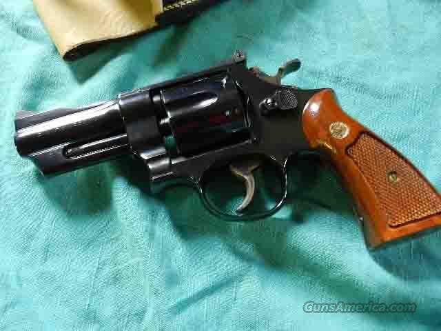 "S&W MOD. 27-2 WITH 3 1/2"" BARREL  Guns > Pistols > Smith & Wesson Revolvers > Full Frame Revolver"