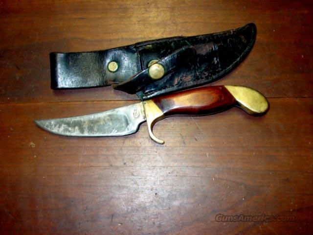 COLT KNIFE HARTFORD CT HUNTING  Non-Guns > Knives/Swords > Knives > Fixed Blade > Hand Made