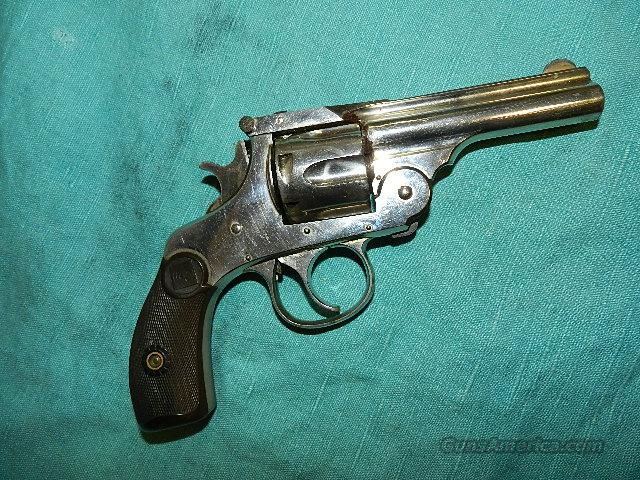 H&R  LARGE FRAME .32 REVOLVER  Guns > Pistols > Harrington & Richardson Pistols