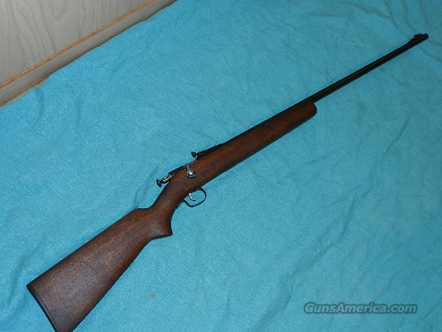 WINCHESTER MODEL 68 BOLT ACTION  Guns > Rifles > Winchester Rifles - Modern Bolt/Auto/Single > .22 Boys Rifles