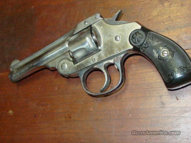 IVER JOHNSON .32 D.A.   Guns > Pistols > Iver Johnson Pistols