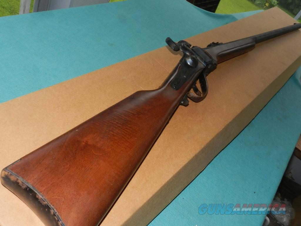 SHARP'S .54 CAL. 1863 MODEL ITALIAN MADE  Guns > Rifles > Muzzleloading Pre-1899 Rifles (perc)