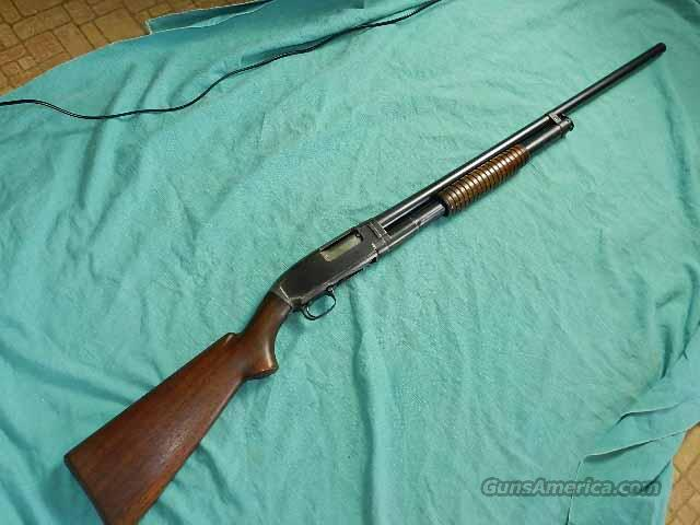 WINCHESTER MODEL 12 GA.TAKEDOWN 12 GA.  Guns > Shotguns > Winchester Shotguns - Modern > Pump Action > Hunting
