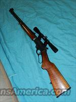 MARLIN 336  LEVER ACTION .30-30  Guns > Rifles > Marlin Rifles > Modern > Lever Action