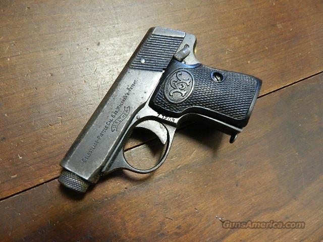 WALTHER BLUE MODEL NO. 5  Guns > Pistols > Walther Pistols > Pre-1945 > Other
