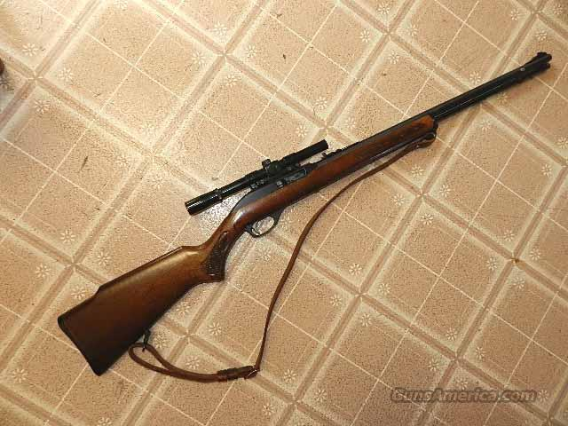 MARLIN GLENFIELD M60 SEMI-AUTO .22   Guns > Rifles > Marlin Rifles > Modern > Bolt/Pump