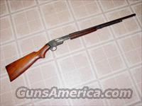 SAVAGE MODEL 1914 PUMP .22LR   Guns > Rifles > Savage Rifles > Other