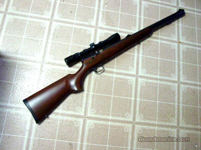 THOMPSON CENTER INLINE .50CAL WOOD STOCK  Guns > Rifles > Thompson Center Muzzleloaders > Inline Style