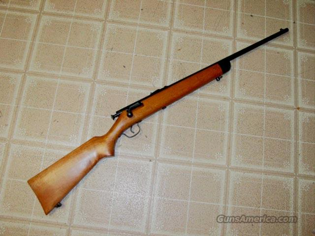 STEVENS MODEL 15-A .22 LR  Guns > Rifles > Stevens Rifles