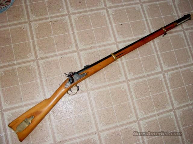Pedersoli Remington Zouave Rifle For Sale