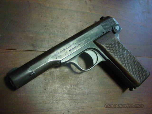 BROWNING FN 1922 .32ACP PISTOL  Guns > Pistols > FNH - Fabrique Nationale (FN) Pistols > Pre-War