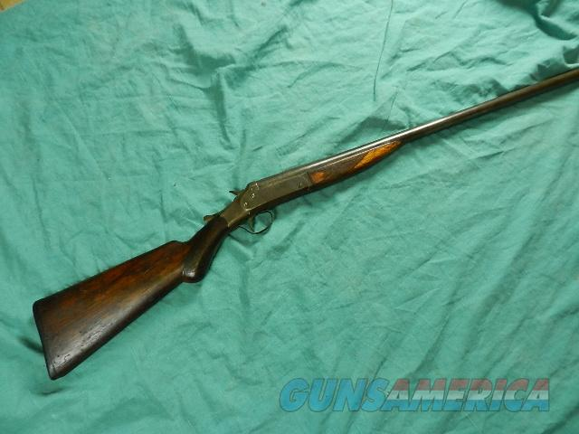 STEVENS SINGLE12GA   Guns > Shotguns > Stevens Shotguns