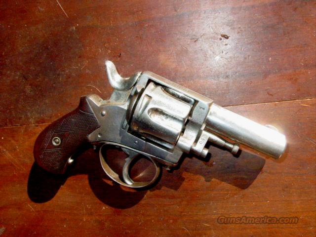 BRITISH BULLDOG .38 CAL   Guns > Pistols > Antique (Pre-1899) Pistols - Ctg. Misc.