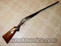 WILMOT HEAVILY ENGRAVED HAMMER 12 GA SHOTGUN  Guns > Shotguns > Antique (Pre-1899) Shotguns - Misc.