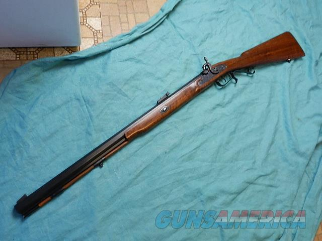 THOMPSON CENTER RENEGADE WALNUT STOCK .54 CAL.  Guns > Rifles > Thompson Center Muzzleloaders > Hawken Style