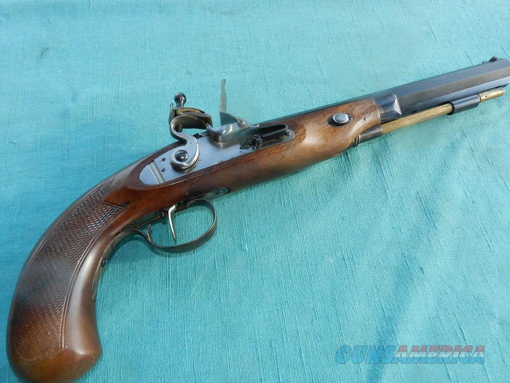 PEDERSOLI DUELING FLINTLOCK PISTOL   Guns > Pistols > Muzzleloading Modern & Replica Pistols (flint)