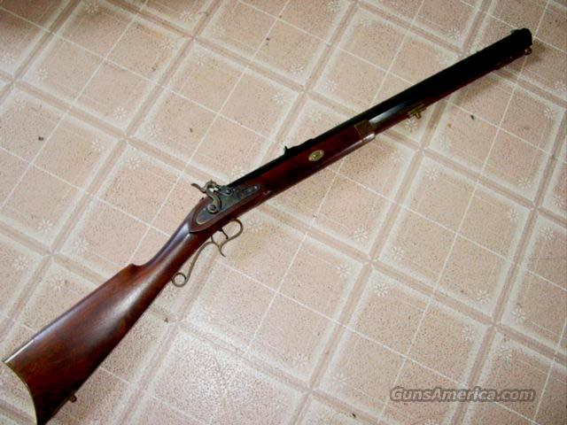 NAVY ARMS .58 CAL. HAWKEN RIFLE  Guns > Rifles > Muzzleloading Modern & Replica Rifles (perc) > Replica Muzzleloaders