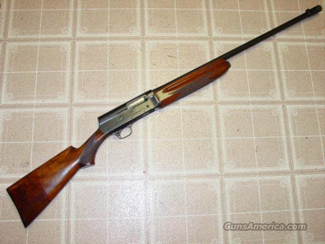 REMINGTON U.S. NAVY MARKED MODEL 11 SHOTGUN  Guns > Shotguns > Military Misc. Shotguns US