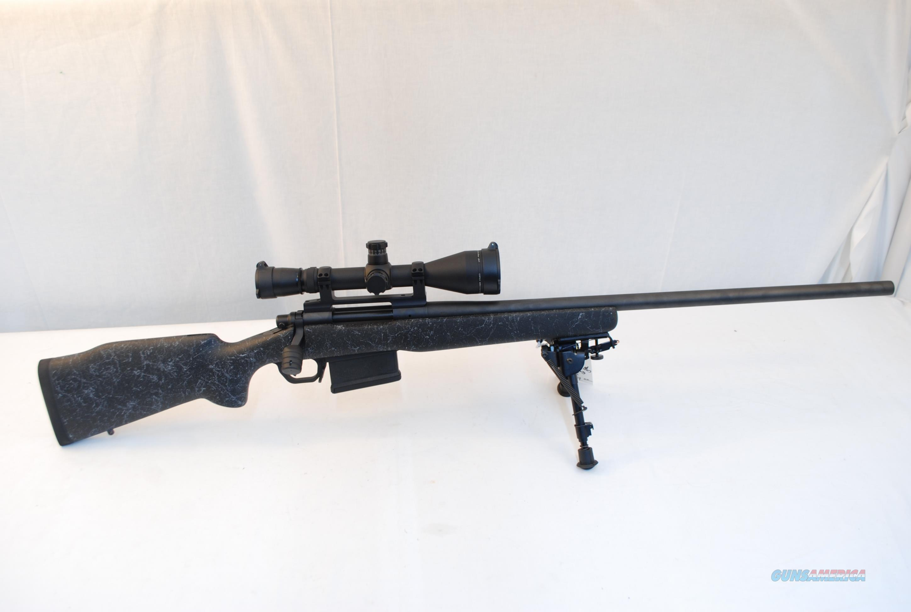 Remington 700 .300 WinMag with Leupold Mark 4 4.5-14x50 TMR (Package or Separate)  Guns > Rifles > Remington Rifles - Modern > Model 700 > Tactical