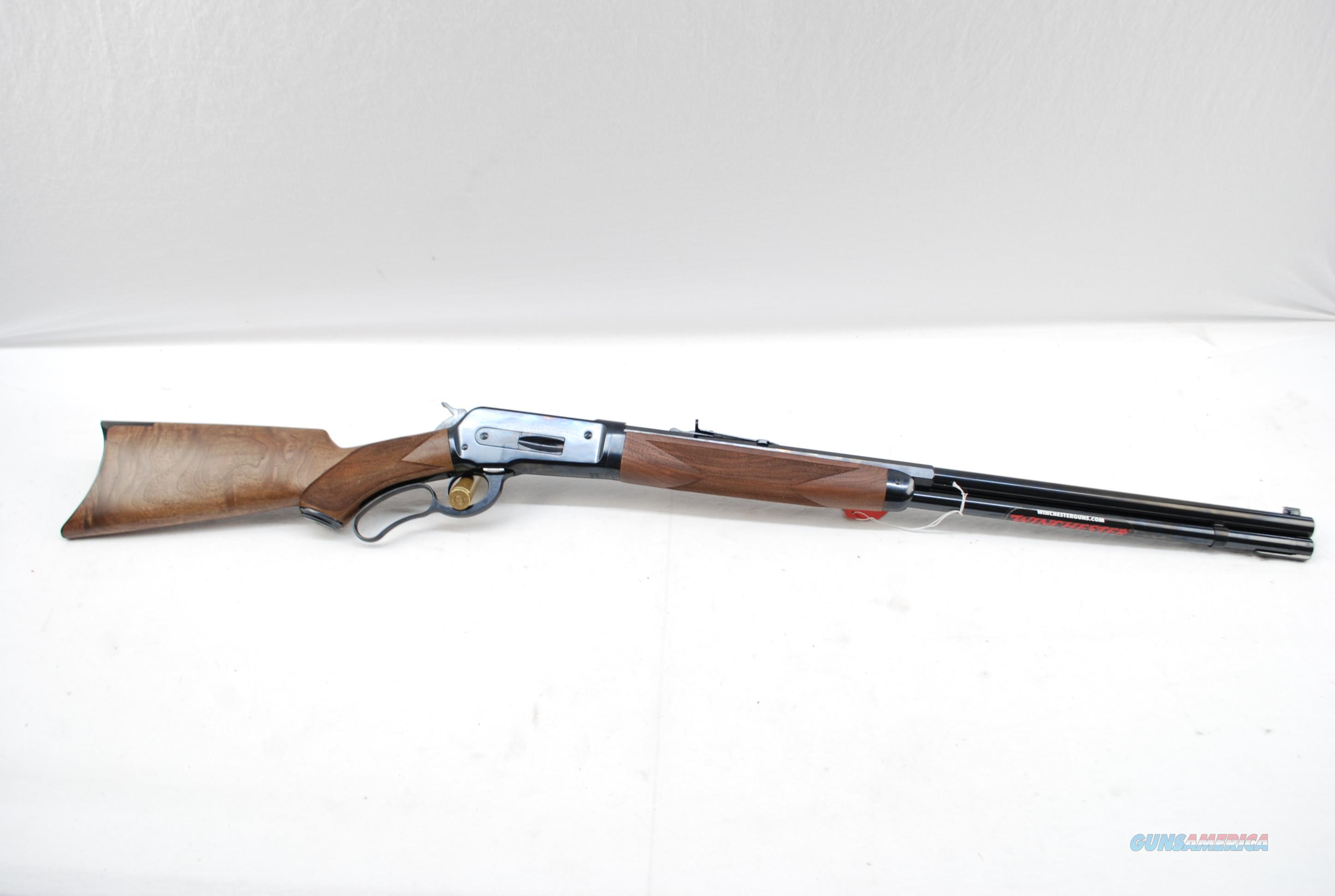 Winchester 1886 Deluxe Limited Series .45-90  Guns > Rifles > Winchester Rifles - Modern Lever > Other Lever > Post-64