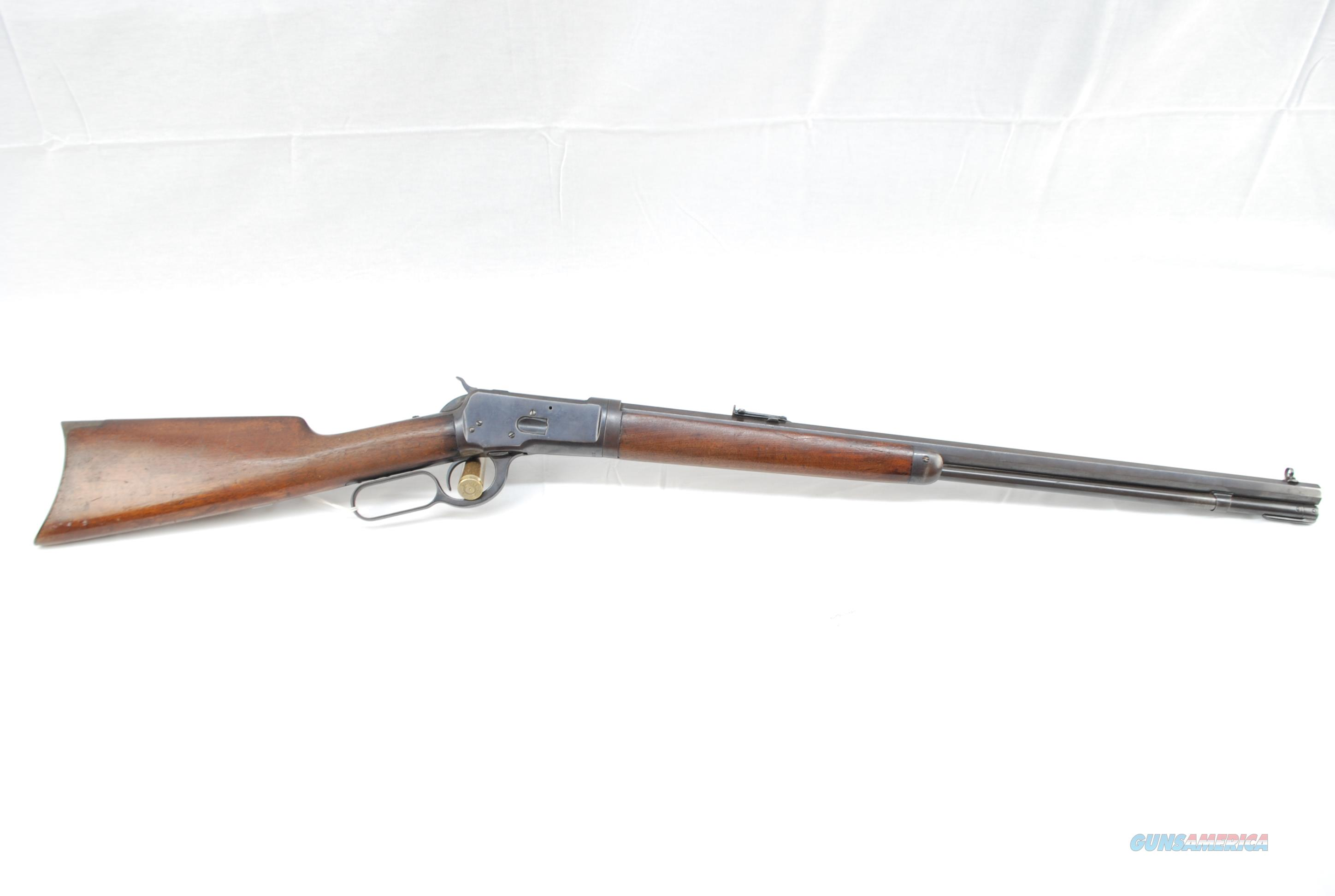 Winchester 1892 .25-20 Takedown  Guns > Rifles > Winchester Rifles - Modern Lever > Other Lever > Pre-64