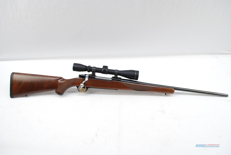 Ruger M77 Mark II .270 w Leupold VX-1 3-9x40  Guns > Rifles > Ruger Rifles > Model 77