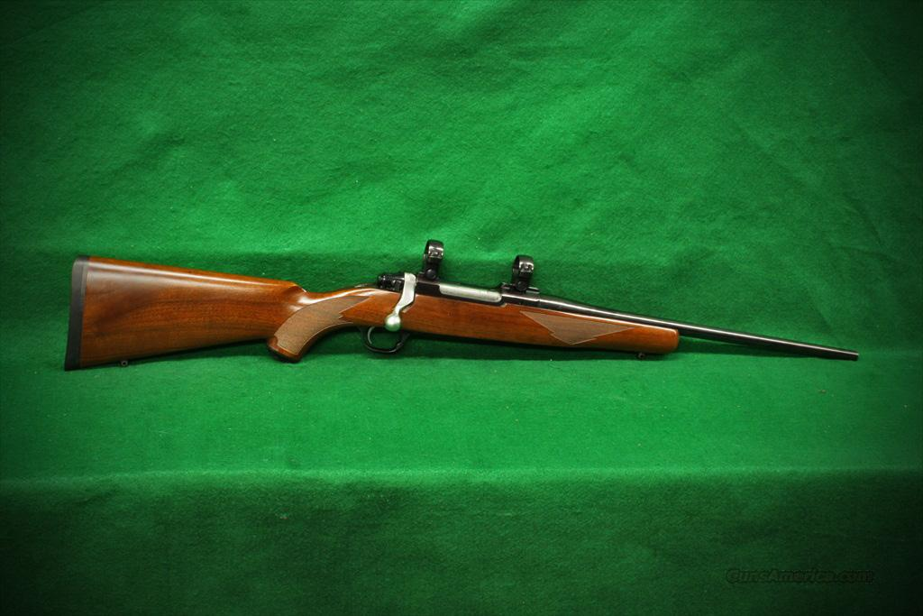 Ruger M77 Hawkeye 308 Compact  Guns > Rifles > Ruger Rifles > Model 77