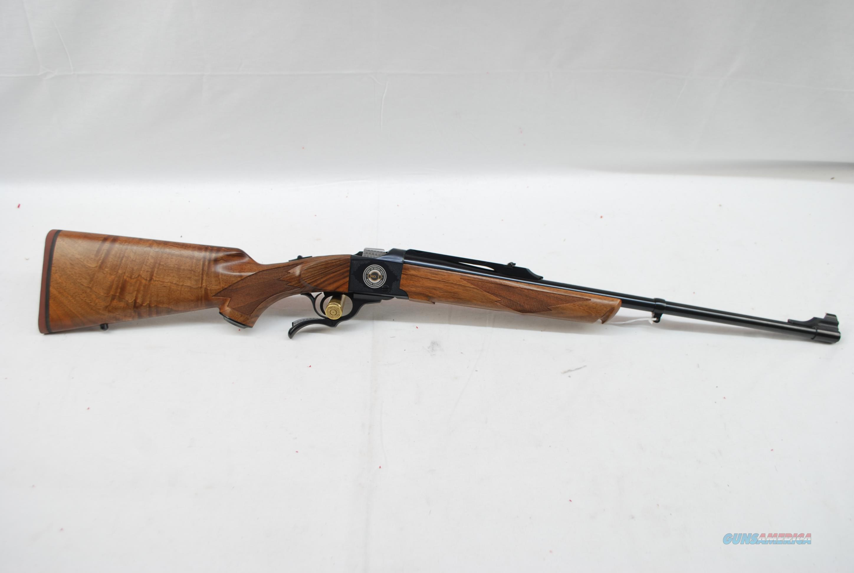 Ruger #1 .308 50th Anniversary  Guns > Rifles > Ruger Rifles > #1 Type