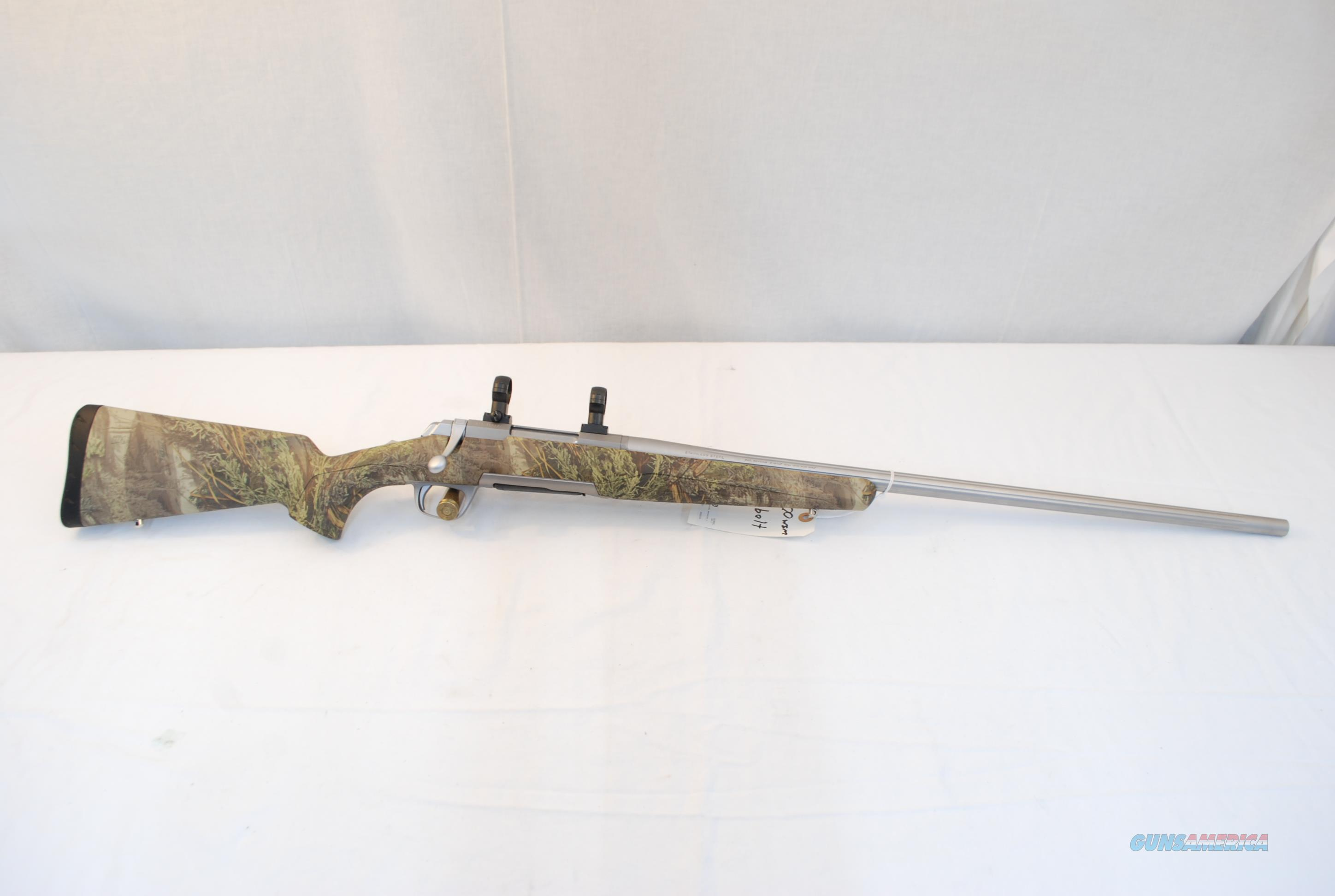 Browning X bolt .300 WSM  Guns > Rifles > Browning Rifles > Bolt Action > Hunting > Stainless