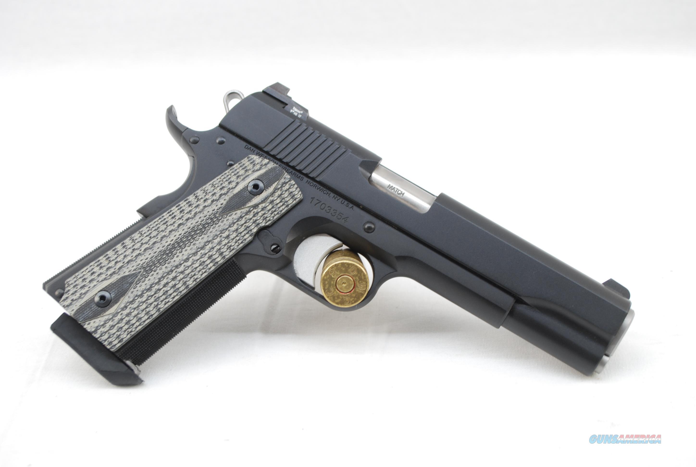 Dan Wesson Valor Black 10mm  Guns > Pistols > Dan Wesson Pistols/Revolvers > 1911 Style