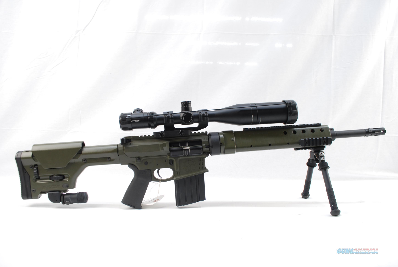 Iron Ridge Arms IRA-10D 7.62 w Vortex Viper 4-16x50  Guns > Rifles > IJ Misc Rifles