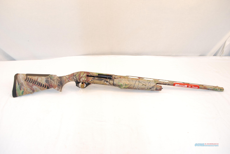 """Benelli M2 Realtree APG 20 ga 24""""  Guns > Shotguns > Benelli Shotguns > Sporting"""