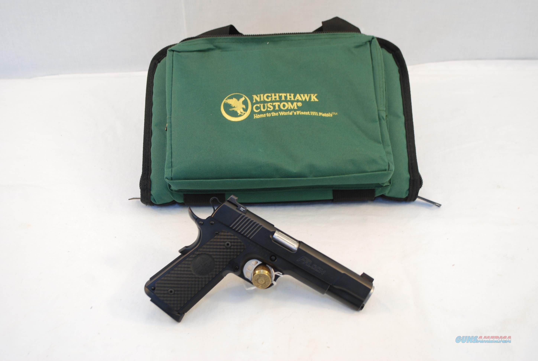 """Nighthawk Custom Falcon 1911 5"""" .45 ACP  Guns > Pistols > Nighthawk Pistols"""
