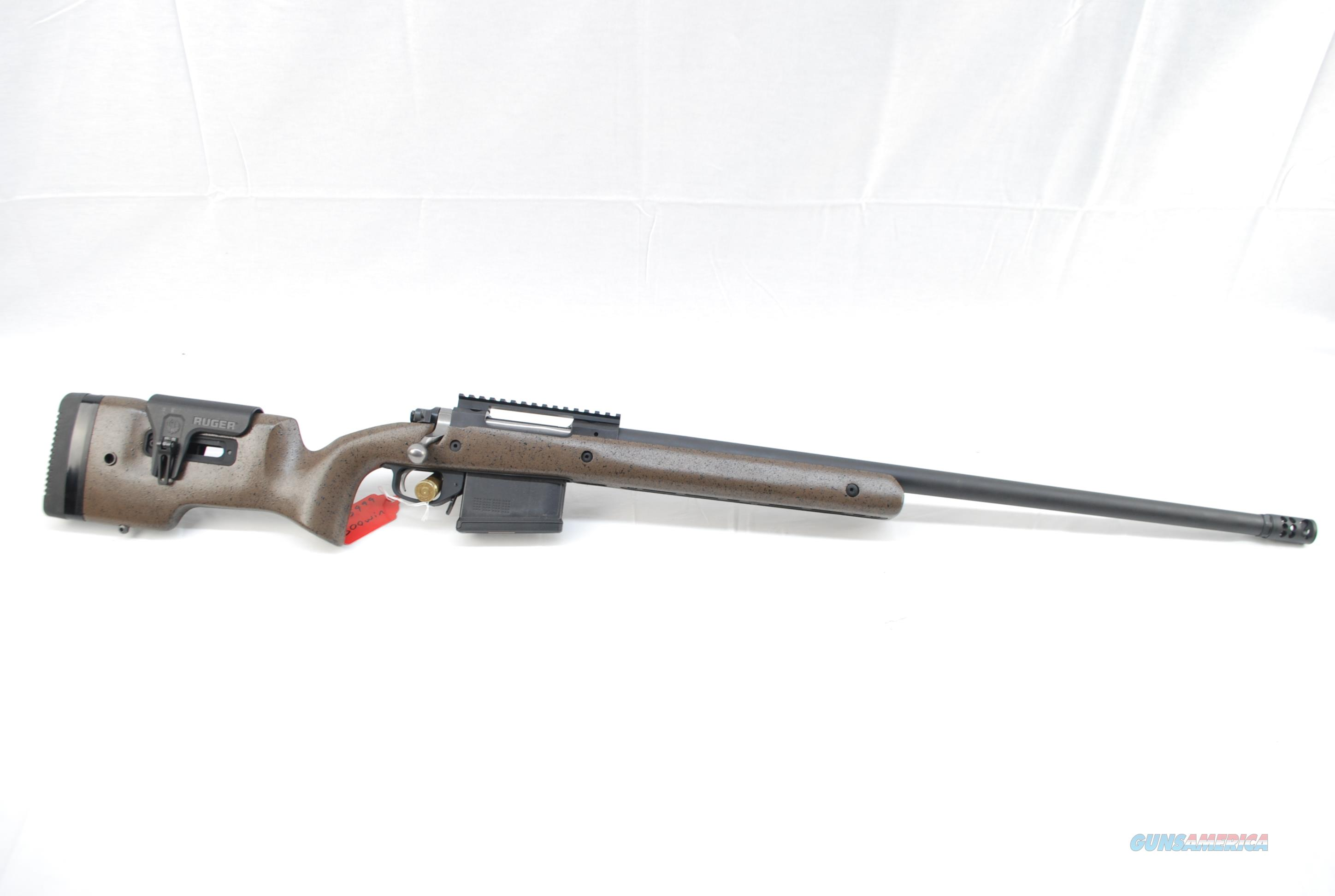 Ruger M77 Long Range Target .300 WinMag  Guns > Rifles > Ruger Rifles > Model 77