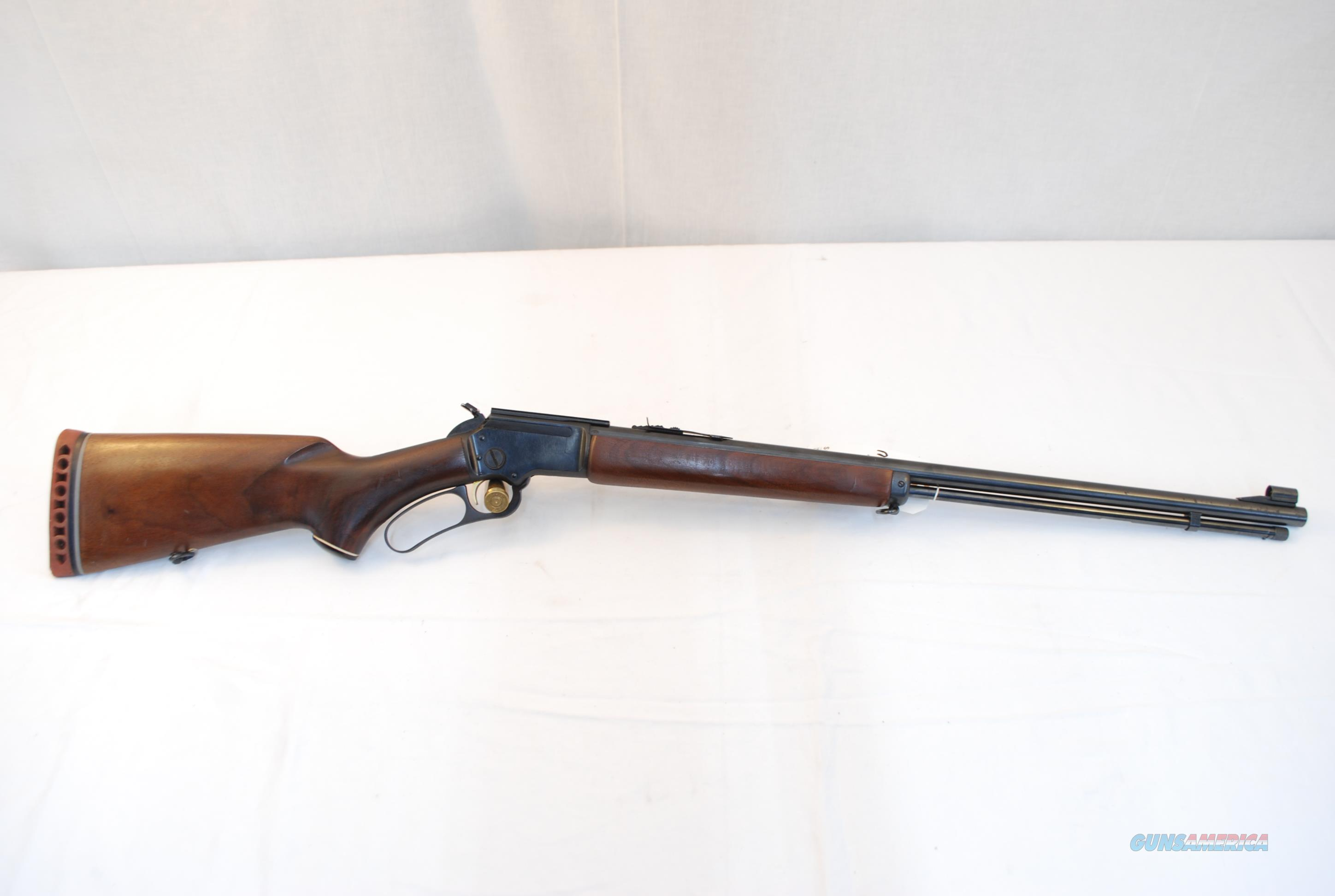 Marlin 39A .22LR  Guns > Rifles > Marlin Rifles > Modern > Lever Action