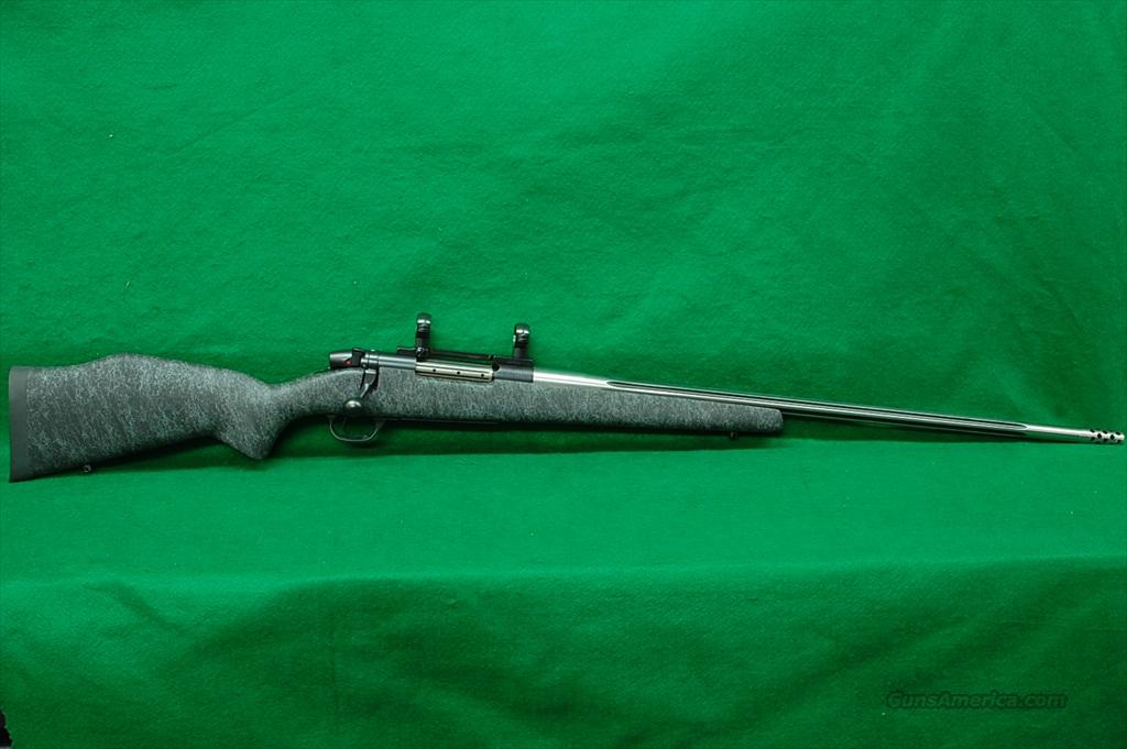 Weatherby Mark V 30-378 w/ SS fluted barrel  Guns > Rifles > Weatherby Rifles > Sporting