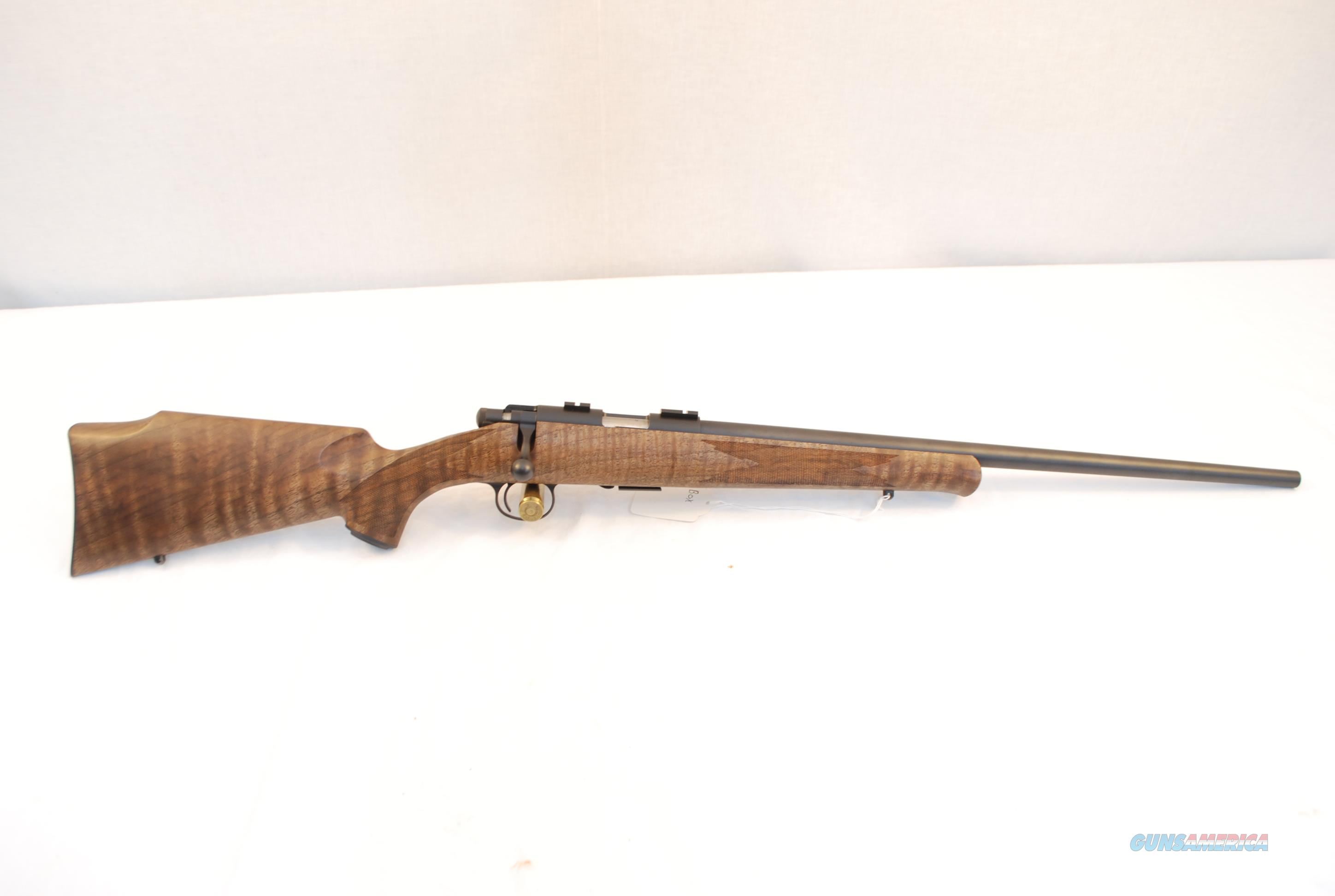 Cooper Arms 52M Schnabel .22 LR AA+ wood  Guns > Rifles > Cooper Arms Rifles