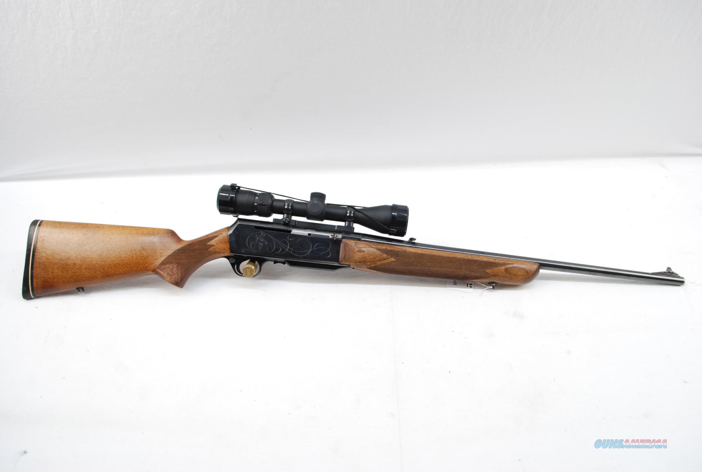 Browning BAR .308 Belgian made with Vortex Diamondack 3-9x40  Guns > Rifles > Browning Rifles > Semi Auto > Hunting
