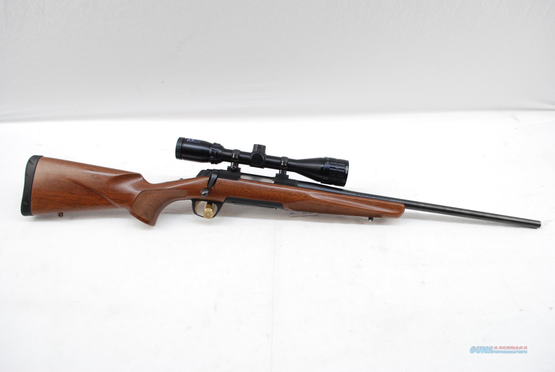 Browning X bolt .243 w Bushnell Banner 4-12x40  Guns > Rifles > Browning Rifles > Bolt Action > Hunting > Blue