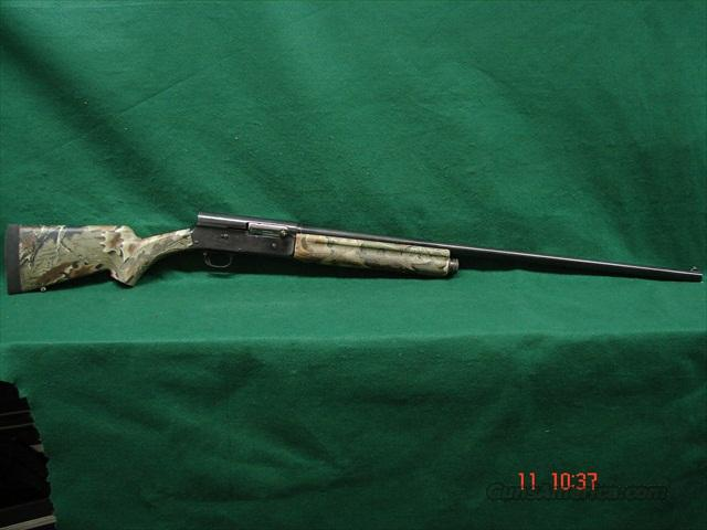 Browning Belgium A5 Magnum 12  Guns > Shotguns > Browning Shotguns > Autoloaders > Hunting