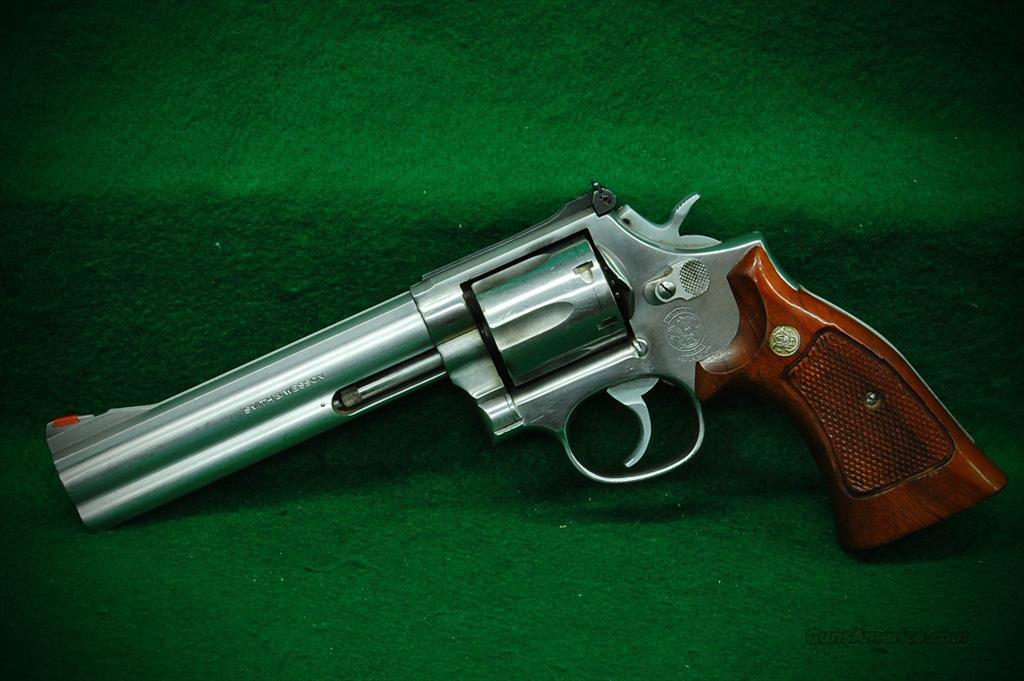 Smith and Wesson 686 357 Mag  Guns > Pistols > Smith & Wesson Revolvers > Full Frame Revolver
