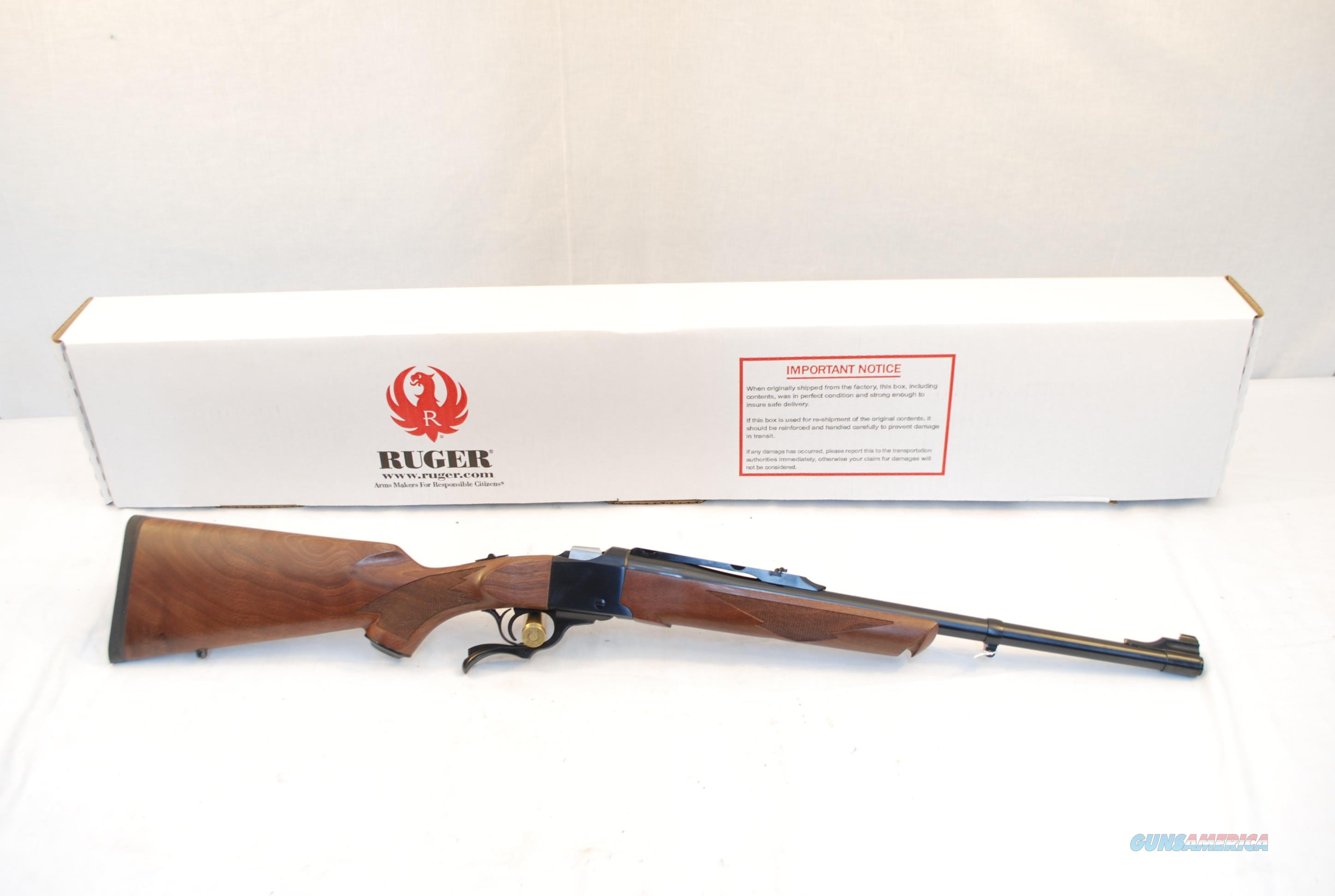 Ruger #1 S .450 Marlin  Guns > Rifles > Ruger Rifles > #1 Type