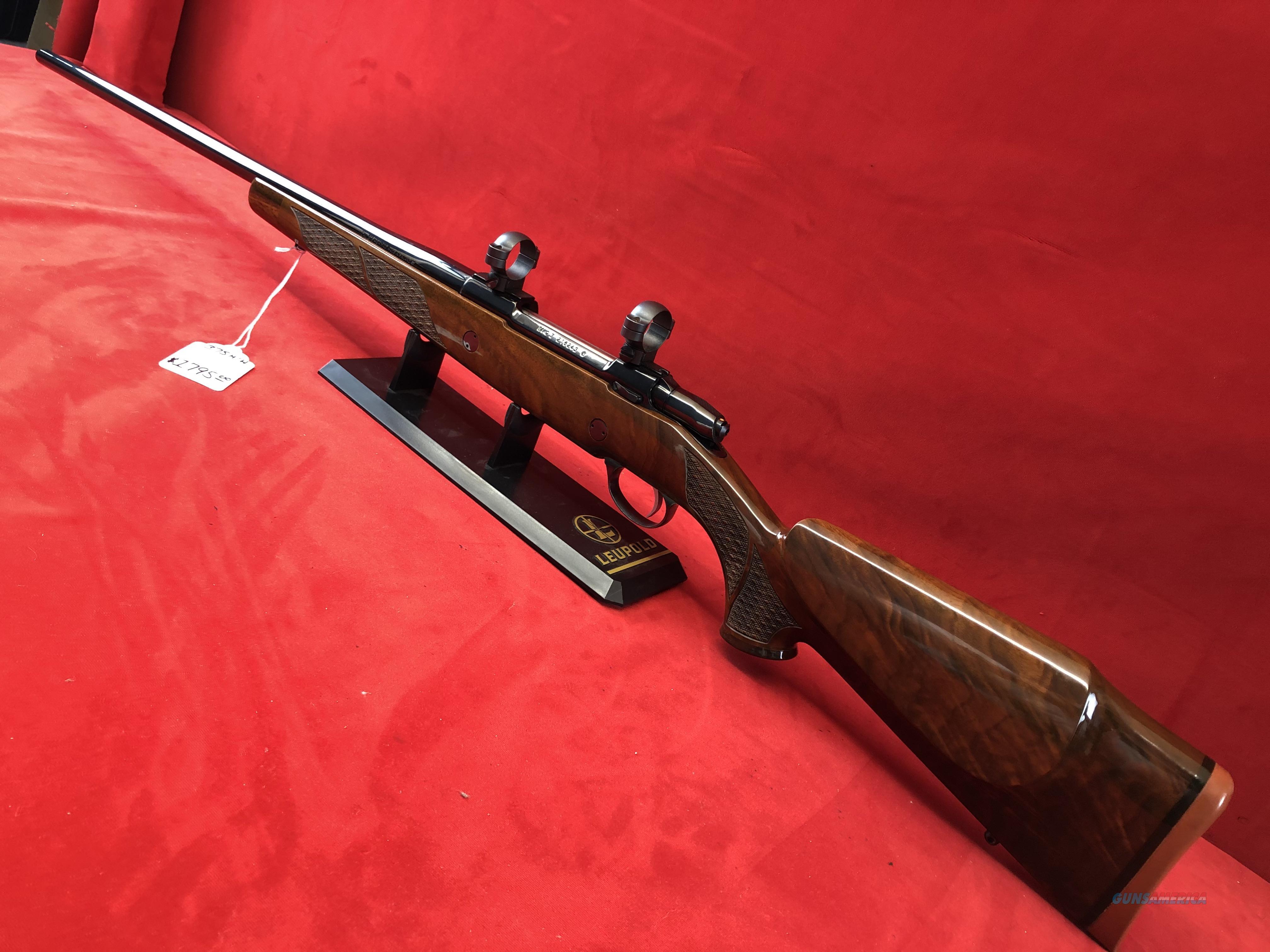 Sako V Deluxe 375 H&H  Guns > Rifles > Sako Rifles > Other Bolt Action