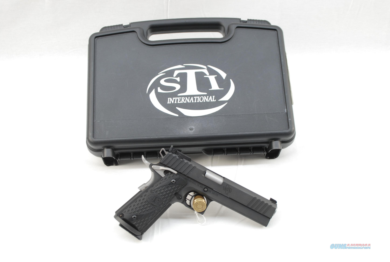 STI 1911 Rangemaster 9mm  Guns > Pistols > STI Pistols