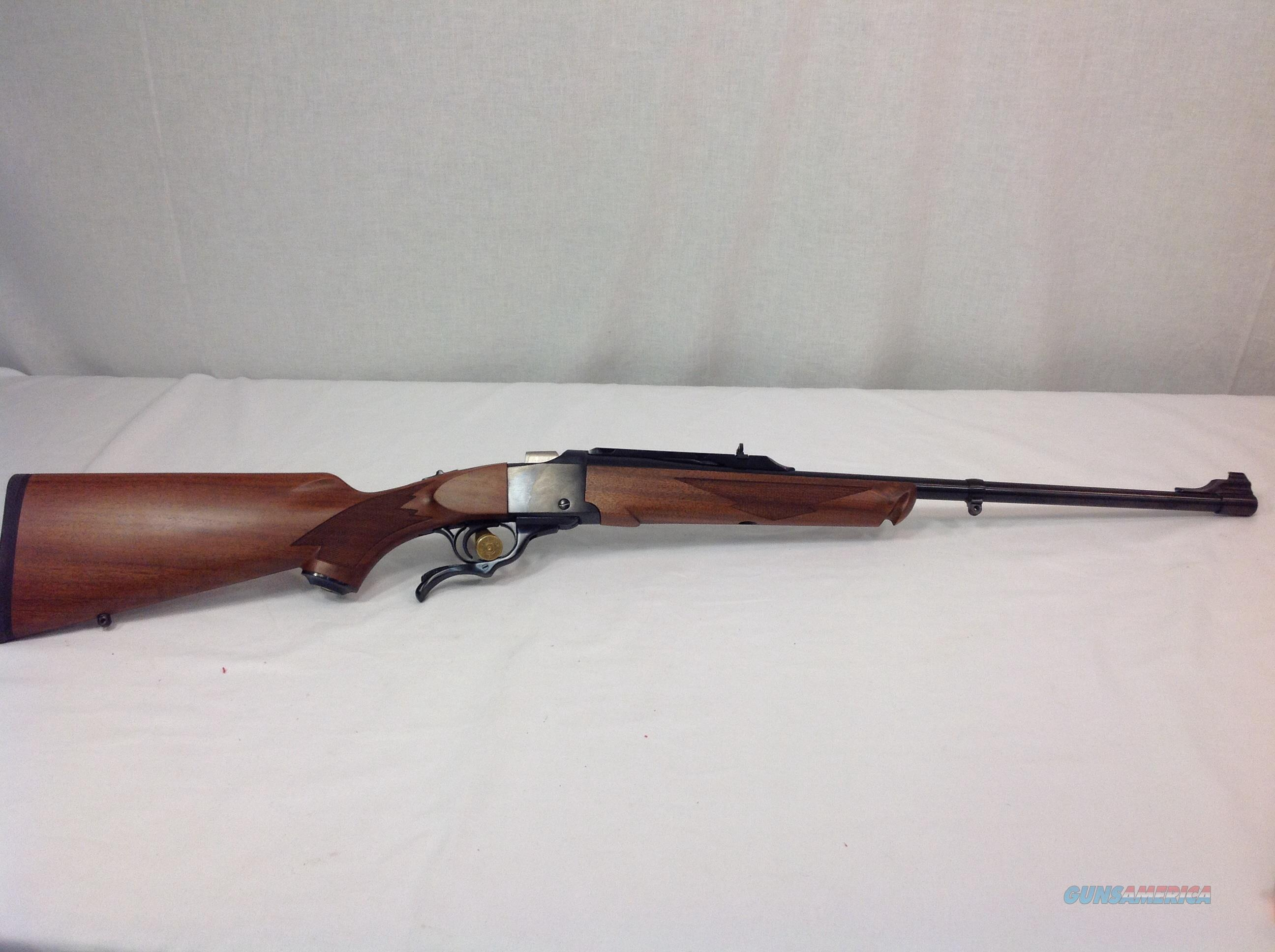 Ruger #1 1A .270 Win  Guns > Rifles > Ruger Rifles > #1 Type