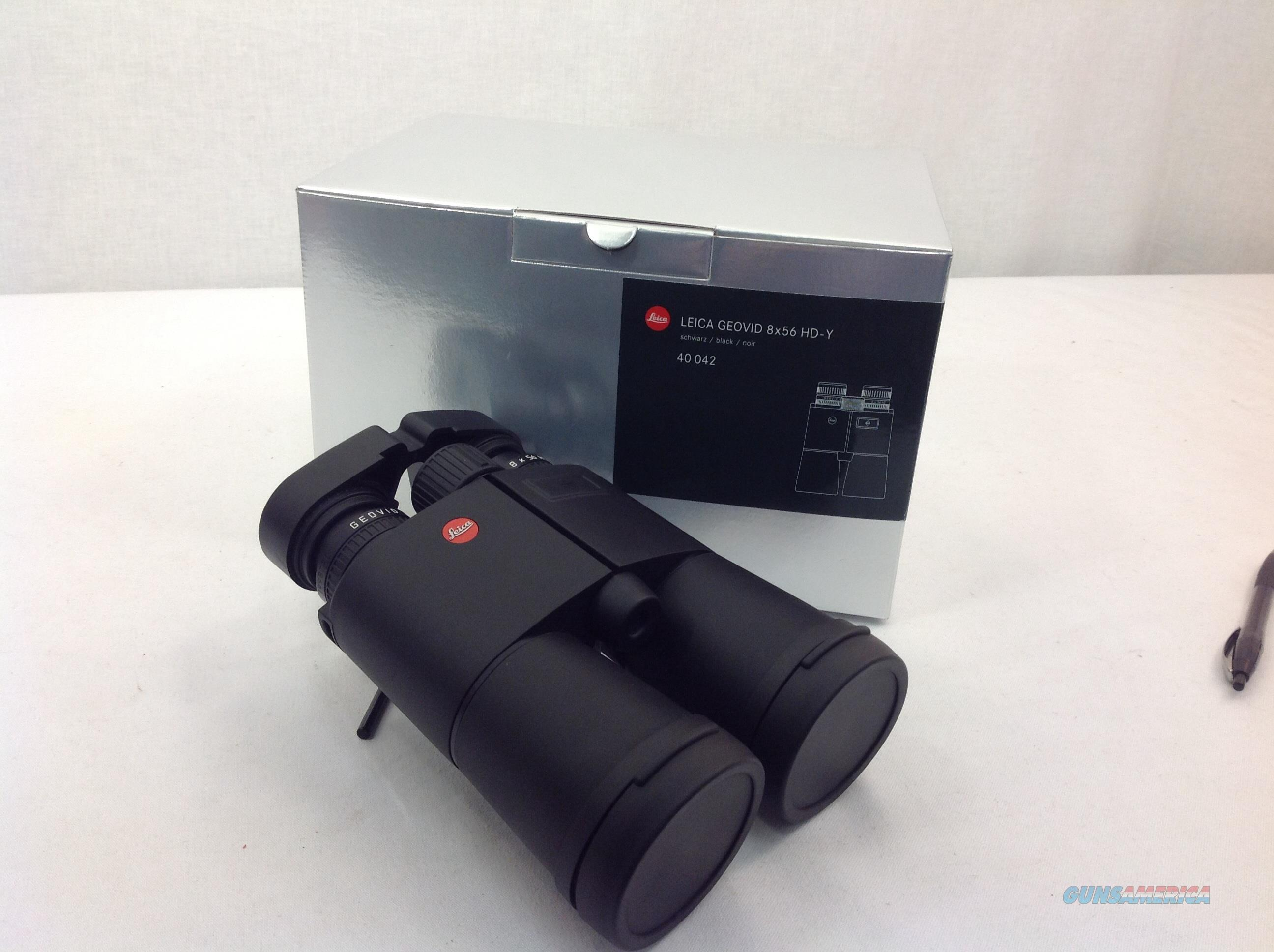 Leica GeoVid 8x56 HD-Y Laser Rangefinder  Non-Guns > Scopes/Mounts/Rings & Optics > Non-Scope Optics > Binoculars